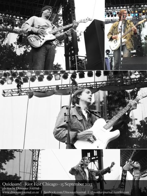 Quicksand collage