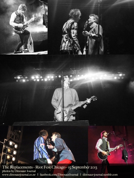 The Replacements collage