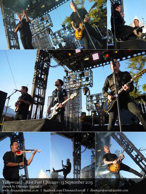 Yellowcard collage 1
