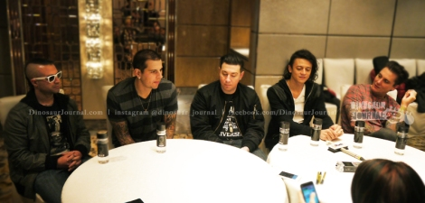A7X interview