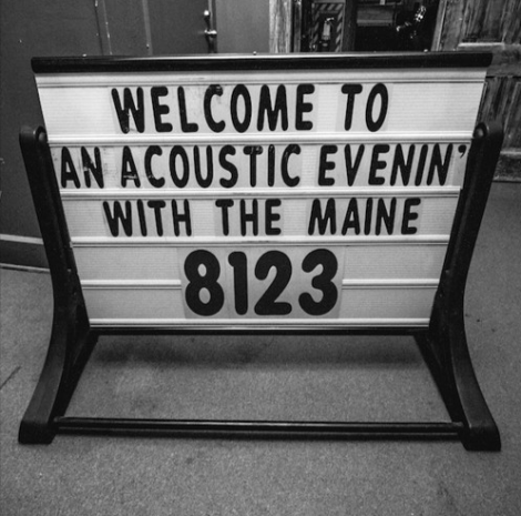 the maine 8123